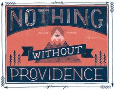 nothing without providence