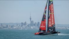 The America's Cup Challenge will be Auckland in Visit New Zealand, Warm Hug, Auckland, Golden Gate Bridge, America's Cup, Boat, Challenge, Travel, Instagram