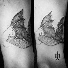 #dkjordao #tattoo #bat #blackwork #dotwork #pontilhismo #linework #morcego #sp #tatuagem #brasil #ink #blackworktattoo #battattoo #tattooinspiration #blackworkers #blackworkerssubmission #customtattoo