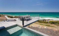 View of the Day! #TheOceanRetreat #Falmouth http://www.luxurylet.com/the-ocean-retreat #LuxuryTravel #Australia #Tasmania
