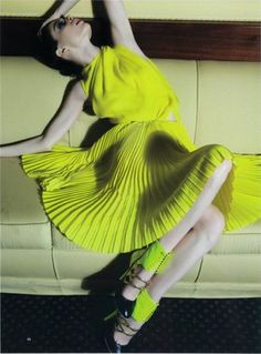 Coco Rocha- my all thee time favorite model and my idol