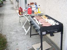 Australia Day BBQ at the office today!