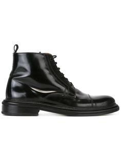 Ami Alexandre Mattiussi botas de cordones