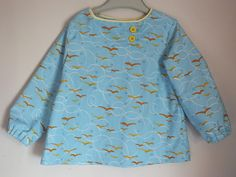 Oliver + S sewing pattern After School Blouse 2T by JustsewJenna, via Flickr