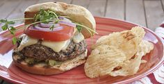 Mushroom burgers are the most meaty veggie burger that you'll find. All you really need for these delicious burgers is a bunch of mushrooms!