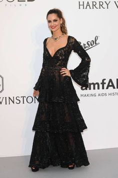 Ariadne Artiles in Zuhair Murad Red Carpet Gowns, Fashion Night, Zuhair Murad, Celebs, Celebrities, Cannes Film Festival, Celebrity Style, Dress Up, Glamour