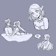 breath of the wild | Tumblr zelda is going to kill me