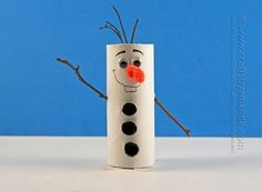 Frozen Crafts for Kids