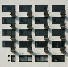 Bauhaus Dessau - Walter Gropius - 1926.