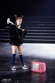 CLC - Yujin