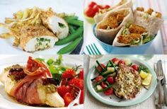Chicken breast recipes you need to try immediately Recipe 30 Chicken, Chicken Recipes, Lime Basil Chicken, Italian Baked Chicken, Cooking Recipes, Healthy Recipes, Healthy Food, Breast Recipe, Healthy Chicken