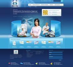 Diseño web Phamalat