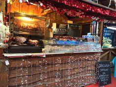 Food porn! Gourmet Christmas Market in Paris!
