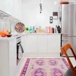 subtle yet vibrant accents...Apartamento luminoso y chic en Suecia - Ebom | Ebom