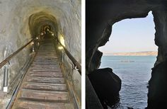 Cave La Jolla Explore a Hidden Smugglers Cave Sunny Jim Cave La Jolla San DiegoSunny Jim Cave La Jolla San Diego California Beach Camping, La Jolla California, California Vacation, California Coast, La Jolla Beach, La Jolla Cove, San Diego Vacation, San Diego Travel, Places To Travel