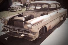 1954 Chevy Bel Air ... Work in progress