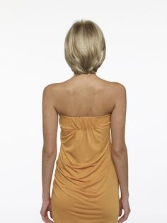 Coco by Hairware is a contemporary clasic bob style. Its soft layers and stacked neckline combine creating a show-stopping silhouette. Open top construction makes this striking style light and breathable for greater comfort.