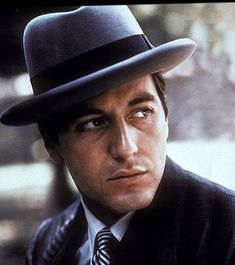 """I don't feel I have to wipe everybody out, Tom. Just my enemies."" Michael Corleone, The Godfather"