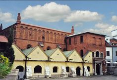 Old Synagogue [Stara Synagoga]  - Destination City Guides By In Your Pocket