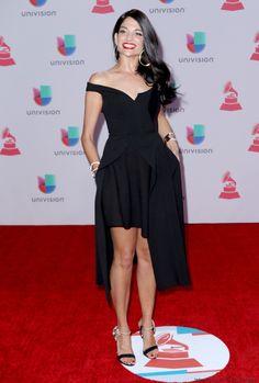Latino Voices - Latino News, Entertainment, Style and Culture Natalia Jimenez, Latino News, Latin Grammys, Pop Singers, Celebrity Style, Culture, Entertaining, Formal Dresses, Celebrities Fashion