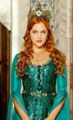 Meryem Uzerli - Hürrem Sultan of the Magnificent Century