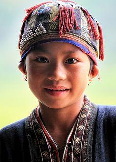 Red Dzao Child | Flickr - Photo Sharing!