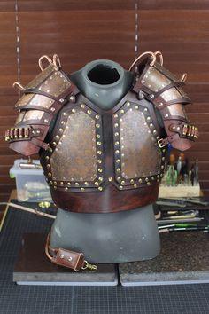 Steampunk Soldier Armor - Imgur