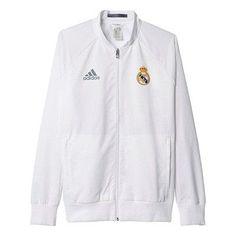 adidas Youth Real Madrid Anthem Jacket - Goal Kick Soccer Real Madrid  Soccer a704652bca2