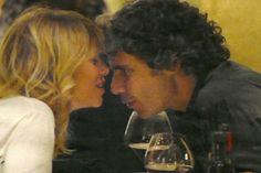 Alessia Marcuzzi cena romantica con il nuovo compagno Paolo Calabresi Marconi