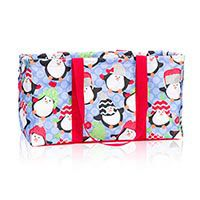 Need Large Utility Tote in Penguin Party | Thirty-One Gifts