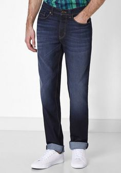 PADDOCK'S 5-Pocket Jeans Motion & Comfort »RANGER« für 79,95€. RANGER, klassische 5-Pocket Jeans von PADDOCK'S, Motion & Comfort - Super Stretch bei OTTO