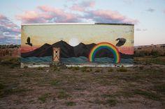 Doodles. Avant Gardner. The Painted Desert Project 2014. Arizona. Navajo Nation. (photo © Jetsonorama)