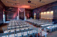 McNamara Memorial Hall. My ceremony space!!! :D
