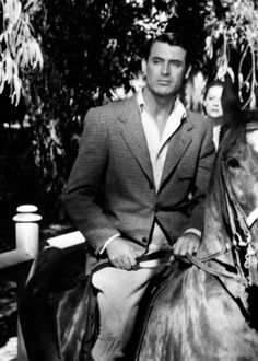 1000 images about men in jodhpurs on pinterest david for Cary grant first movie