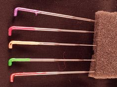 Felting Needles Variety pack 5 different gauges triangle point 32 36 38 40 42 by PlumCrazyFiberArt on Etsy