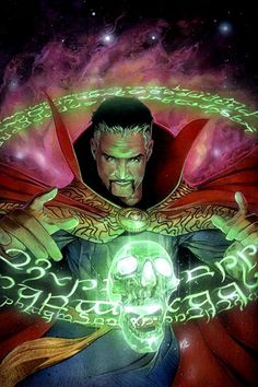 Doctor Strange  Auction your comics on http://www.comicbazaar.co.uk