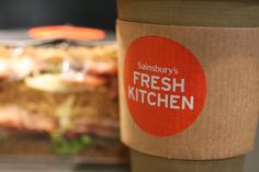 Fresh sandwiches and coffee by J Sainsbury, via Flickr