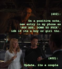 Texts From the Avengers - Tumblr   This is my area code... XD