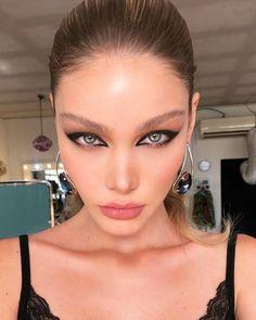 Makeup Trends, Makeup Tips, Beauty Makeup, Hair Beauty, Makeup Ideas, Daily Makeup, Beauty Style, Makeup Tutorials, Eyeliner Make-up