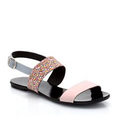 Sandali fantasia liberty Mademoiselle R Mademoiselle R, Liberty Print, Fashion Shoes, Shoe Boots, Sandals, Lady, Collection, Women, Style
