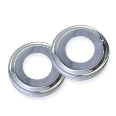 Swimline NE1247 Stainless Steel Escutcheons for Pool Handrail(Pack of 2)