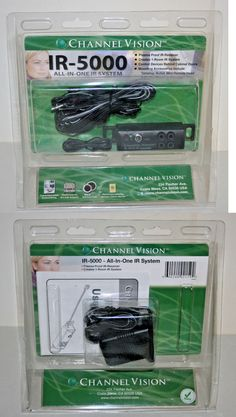 Other A V Media and Storage: Nip Channel Vision Ir-5000 All In One Ir System -> BUY IT NOW ONLY: $49.99 on eBay!