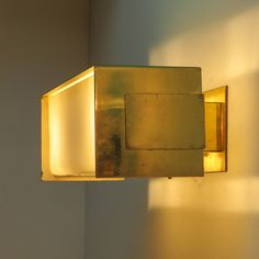 Jacques Biny Wall Light, 1950 | From a unique collection of antique and modern wall lights and sconces at https://www.1stdibs.com/furniture/lighting/sconces-wall-lights/