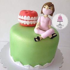 #Dentist's #cake #dentistcake #cakefordentist . . . . . . . . . . . . . . . . . . . . #quenniescakes #cagayandeoro #cagayandeorocakes… Dentist Cake, Happy Birthday Cake Images, Dentistry, Cake Designs, Desserts, Instagram, Food, Cagayan De Oro, Tailgate Desserts