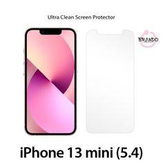 Brando Workshop Ultra-Clear Screen Protector (iPhone 13 mini (5.4))