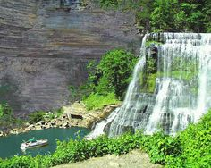 Burgess Falls, Cookeville, Tennessee