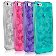 Cute #Case for Girls w/ Dazzling Sparkles !!! ☀ RazMaDaz, available for #iPhone 5, iPhone 6, iPhone 6 Plus, #Samsung Galaxy 5, Samsung Galaxy Note 4 and many more!  - $12.95. Find it at www.boxwave.com #Iphone5Cases