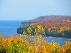 The Beauty of Fall in Door County - photo by Joan Langenohl