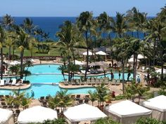 The Ritz-Carlton, Kapalua in Kapalua, HI.. my desination in 2 weeks