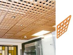 Acoustic Panel Ceiling